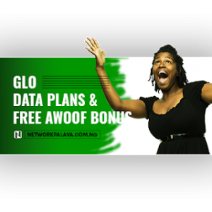 glo data plans codes and bonus